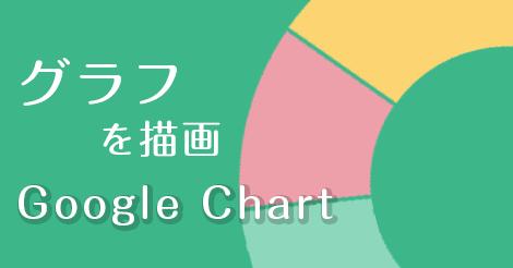 グラフを描画(Google Chart)